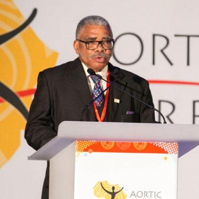 Professor Jean-Marie Kabongo Mpolesha